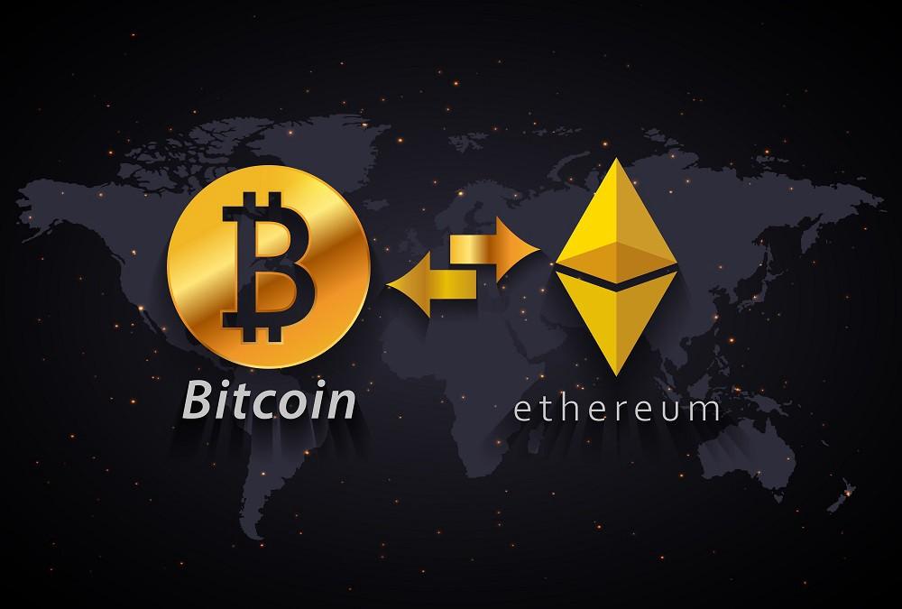 Criptovalute a confronto: Bitcoin VS Ethereum